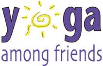 Yoga Among Friends Logo
